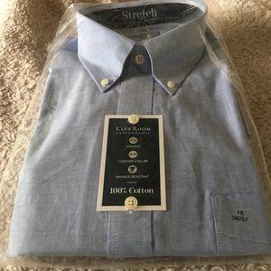 NWT Club Room men's dress shirt